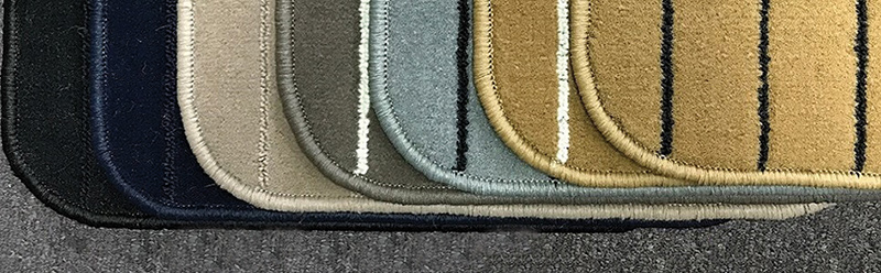 Einfassung mit Schlingenband (für innen) anfertigung Anfertigung anfertigung schlingenband innen
